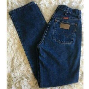 Vintage Wrangler High Waisted Women's Jeans